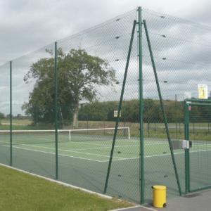 Clôtures de tennis