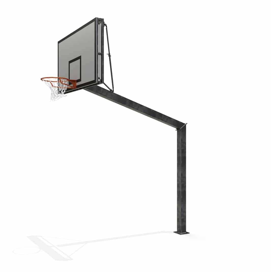 But de basket competition 140 140 galva chaud a sceller for Panneau de basket exterieur