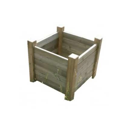 Jardinières bois